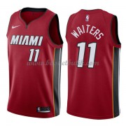 Miami Heat Basket Tröja 2018 Dion Waiters 11# Statement Edition..